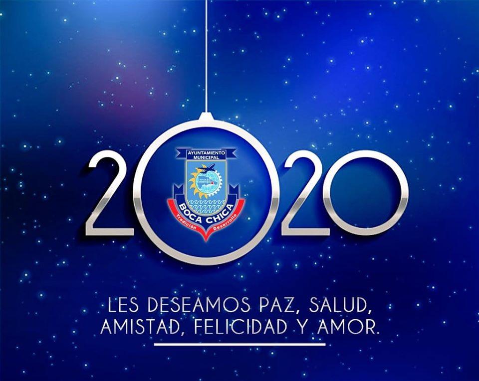 Les deseamos paz, salud, amistad, felicidad y amor. #AñoNuevo2020